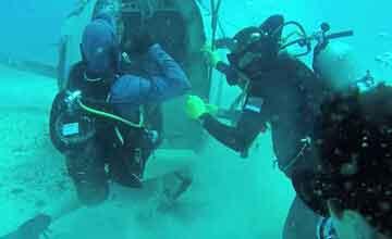 环太再现新科目 中国与多国合练搜救打捞直升机