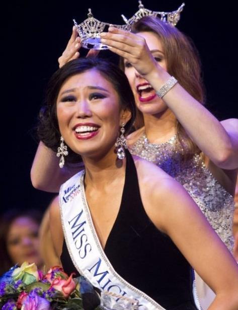 【星娱TV】北京女生当选美国州小姐 网友直呼评委审美辣眼睛
