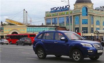 这些中国车在俄罗斯卖疯了