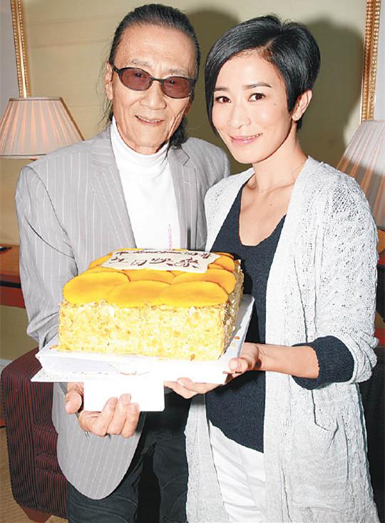 【星娱TV】谢贤担心得罪人不大办寿宴 初次合作以为佘诗曼是男人