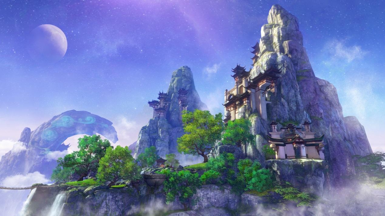 画面-仙侠世界2官网下载 礼包激活码 仙侠世界2好玩吗 什么职业好玩厉