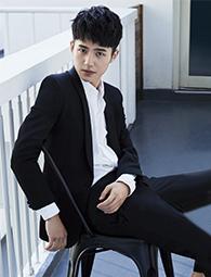 刘昊然少年颜却有一颗大叔心