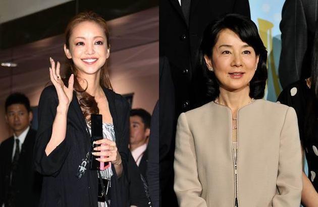 【星娱TV】日广告身价最高的女星,安室奈美惠与她并列第一!