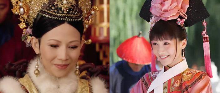 【星娱TV】皇后穿越了?蔡少芬恭喜安陵容怀孕 对方三月已有喜