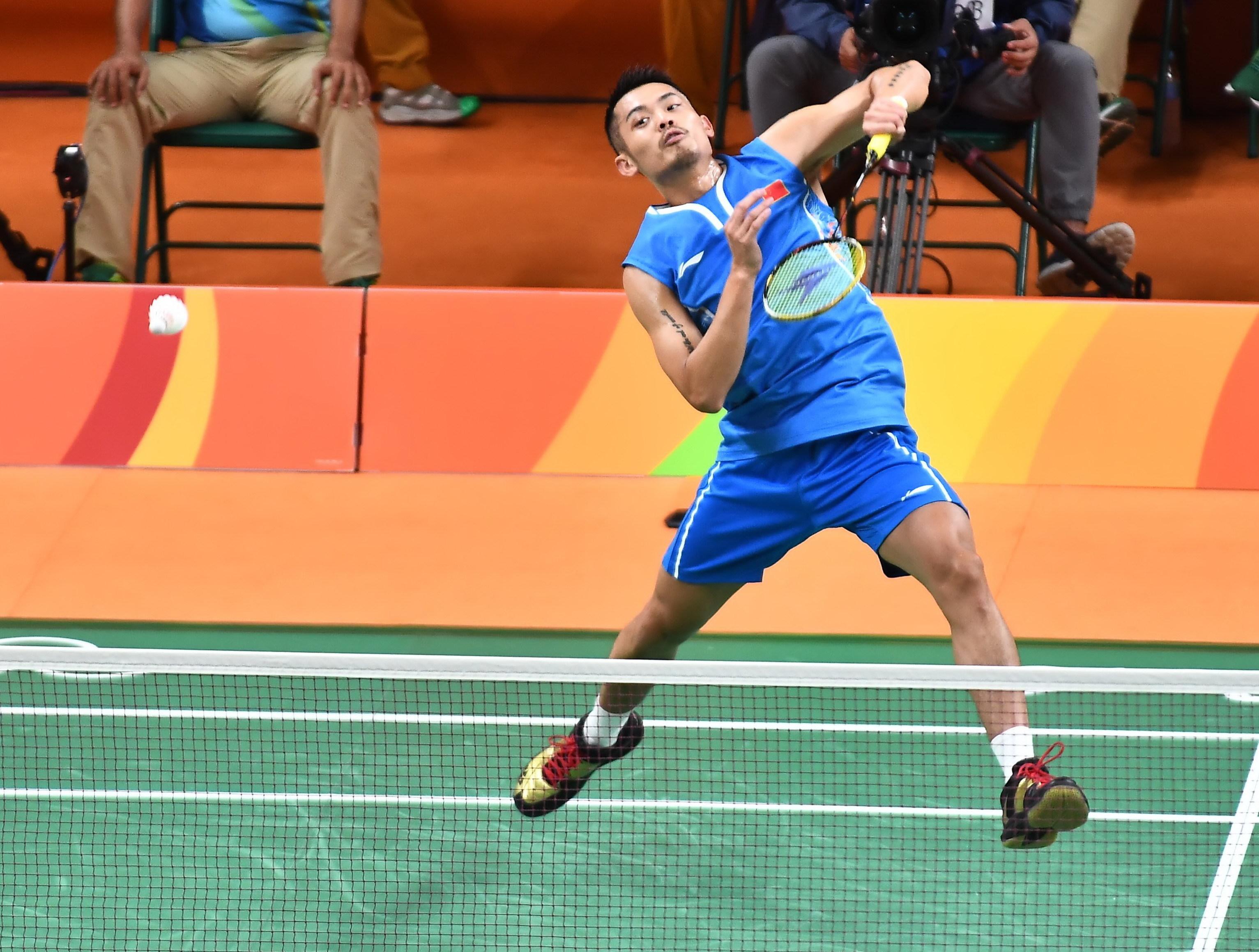 羽毛球男单-林丹2-0马尔科夫获连胜