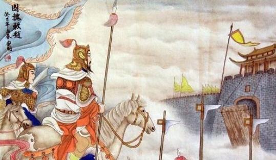 围魏救赵,草木皆兵,运筹帷幄故事中的历史人物各是谁?