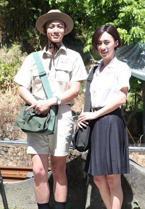【星娱TV】柯震东再次出演纯情高中生 害怕被剪到只剩背影