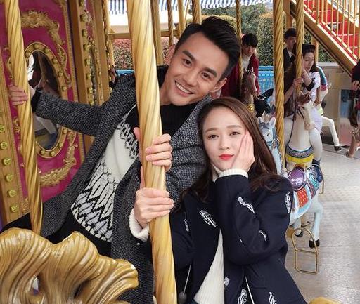 【星娱TV】陈乔恩晒合影为王凯庆生 网友高呼:在一起!
