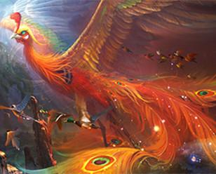不死鸟不是被称为火凤凰的凤凰?