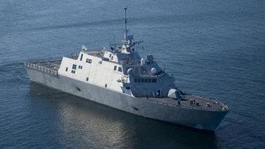 美媒:美军濒海舰换装新反潜系统 中国需小心