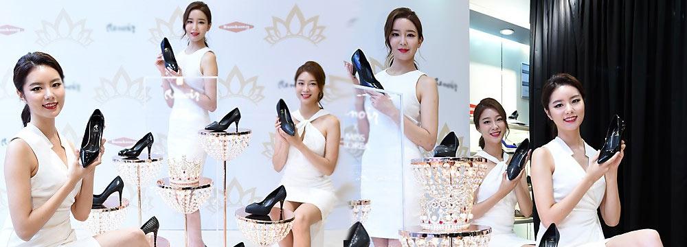 2016韩国小姐三甲同台 感觉脸盲症又犯了……