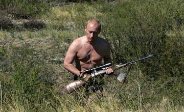 凤凰军机处:谁小看俄罗斯 谁将付出惨痛代价