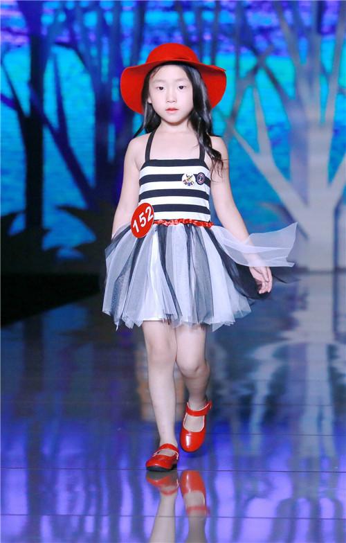 showkids中国首席少儿模特大赛:从这里看见未来