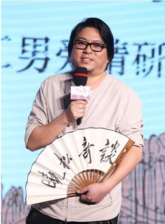 【星娱TV】高晓松:上学时脸比现在小三分之二