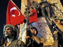 土耳其此次军人政变未遂 这些国家开始慌了