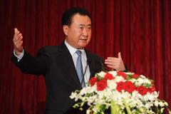 王健林:韩国政府找我去建整容医院