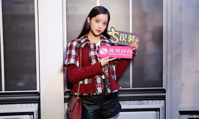 时尚之选之欧阳娜娜 活出最时尚的16岁
