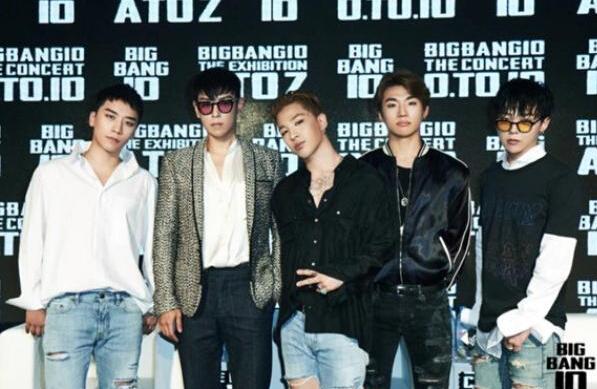 曝BIGBANG演唱会被取消 原因是遭学生家长抗议