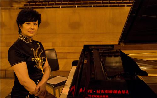 天路韩红版钢琴曲谱