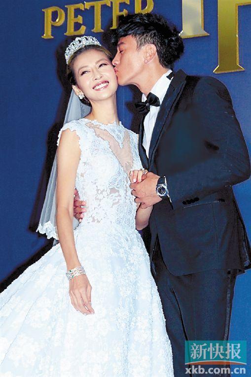 何润东台北大婚:你们别灌我酒,晚上要造人