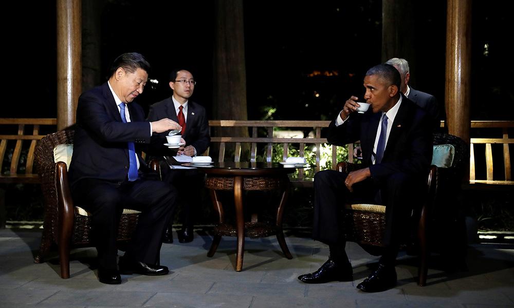 闭幕了,不能再错过的G20大人物瞬间(上) - 雷石梦 - 雷石梦