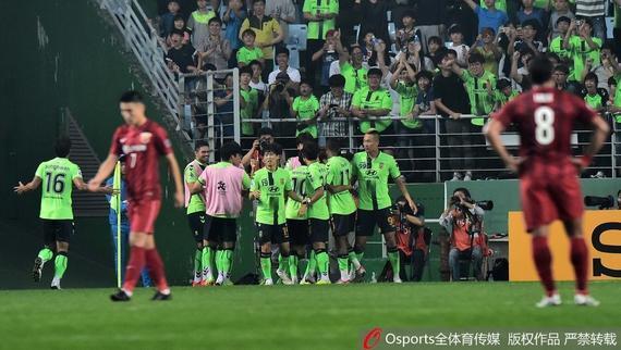 粤媒:中超对外援太过依赖 距亚洲第一联赛还很远