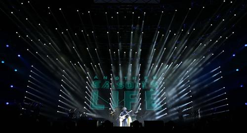 2016陈奕迅合肥演唱会开演在即:增加国语歌 舞美有新意