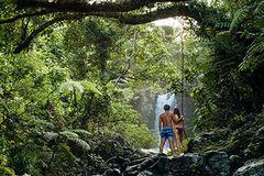 走,在最纯净的天堂体验生态旅游