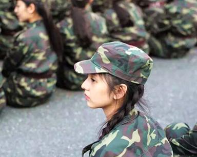 浙江颜值最高的军训开始了