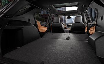 重量级7座SUV将引入中国 超大任性空间让您为所欲为