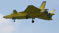 黄皮歼-20试飞试飞藏玄机 疑研发工作已完成