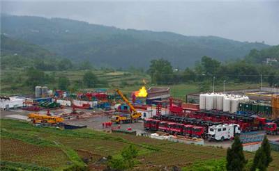 能源局:2020年力争实现页岩气产量300亿立方米