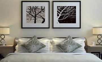 卧室床头有一种画千万不能挂 你知道么?