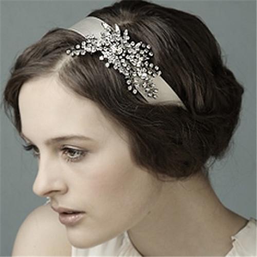 新娘重要的选择 华丽发饰戴出复古女人味