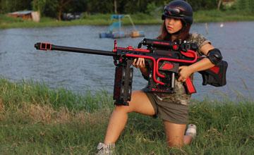 厉害了!泰国人把电脑主机做成了一把狙击步枪