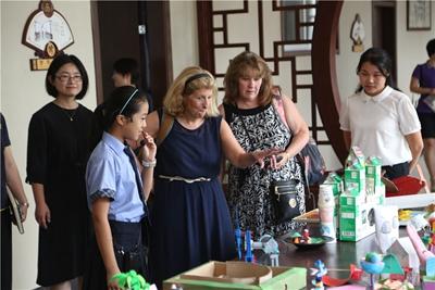 11月5日格兰德小学2017级小学入学说明预约湖塘新生学校图片