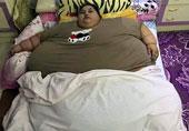 女子重半吨25年没下过床