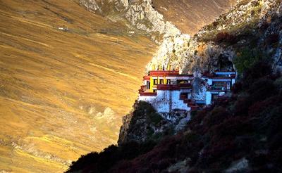 拉萨这些寺庙你去过几个?不敢想象的美丽