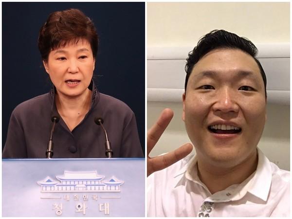 控制韩国娱乐圈?曝PSY明星足球队=崔顺实亲信团