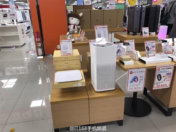国货骄傲!这些小米产品在韩国卖高价