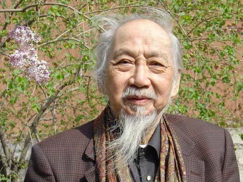 人间旅客文怀沙,106岁的可爱老头