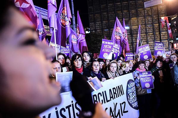 土耳其审议强奸未成年人合法化提案:娶受害人可免责-凤凰新闻