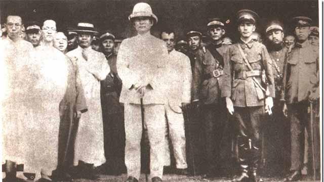 黄埔军校成立的契机:孙中山获苏俄金钱支持