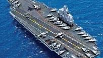 首艘国产航母最新卫星照曝光 甲板比辽宁舰更合理