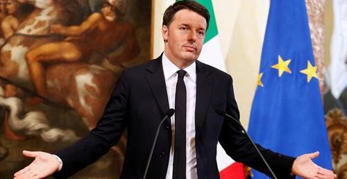 意大利总理 伦齐 老公 意大利 辞职/意大利总理伦齐黯然辞职