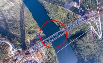 中国又一建筑奇迹!极具震撼力创下多项世界第一
