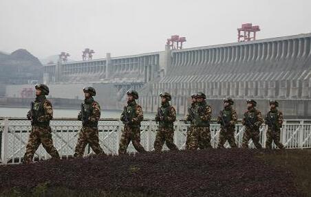 1997年的局座谈三峡大坝和核报复 尺度太大了