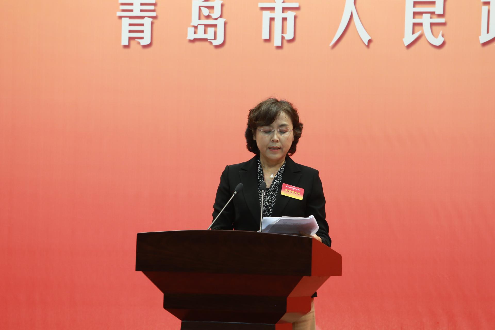 市政府外办副主任高群:青岛国际朋友圈越来越大
