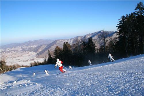 【吉林铭山绿洲滑雪场】_美团网
