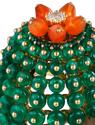 2017年流行色 草绿色的珠宝